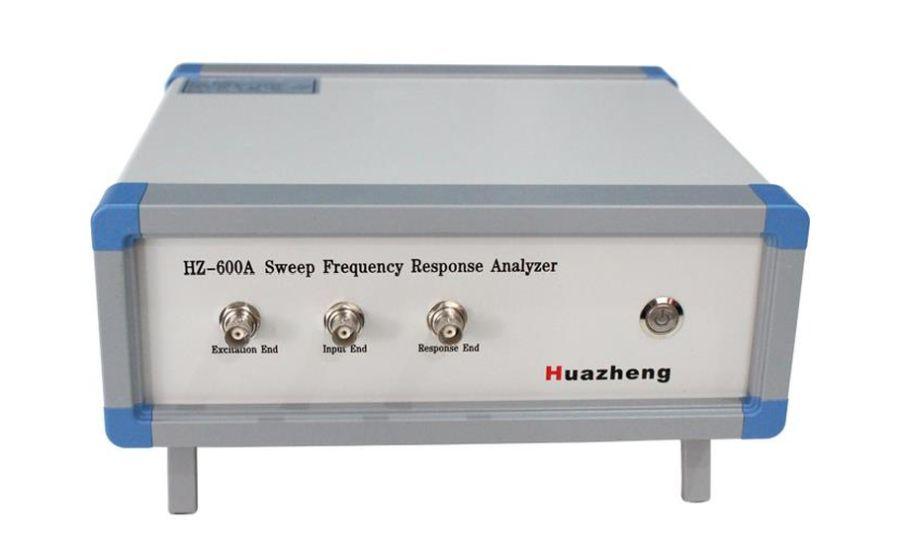 Analizador de respuesta en frecuencia HZ-600A