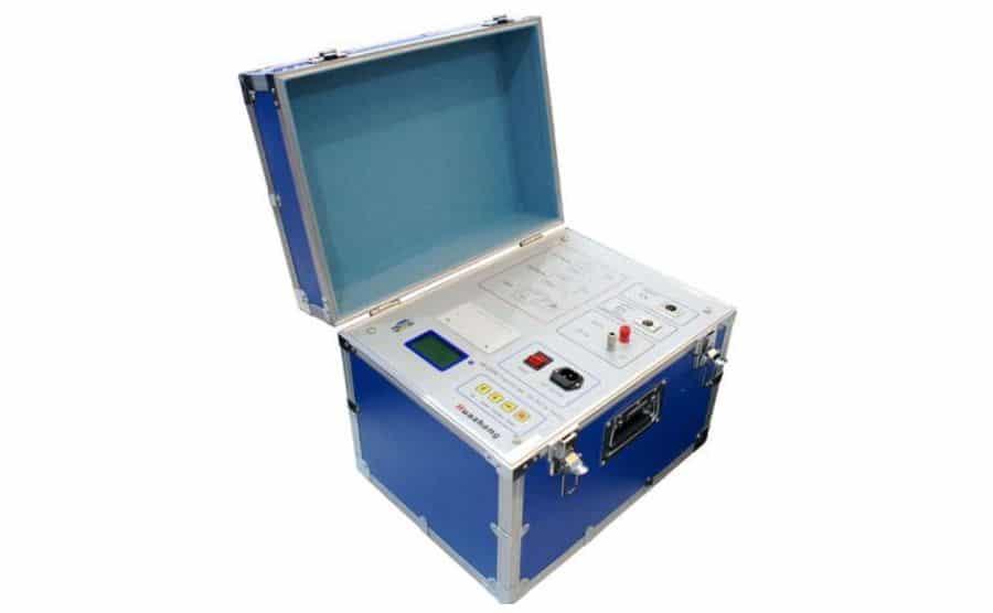Medidor de tangente de delta en transformadores HZ-2000B
