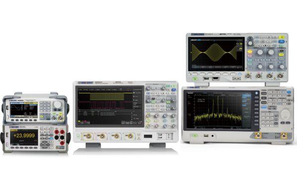 Instrumentación de medida y prueba
