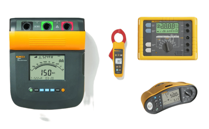 Instrumentos eléctricos FLUKE
