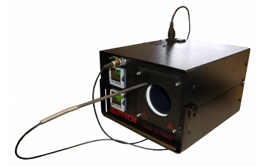 Horno de calibración con cuerpo negro ISOTECH GEMINI-R