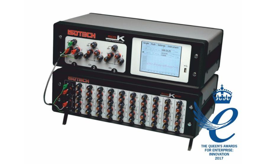 Termómetro de alta precisión ISOTECH MicroK