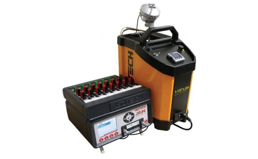 Termómetro de calibración ISOTECH MilliK