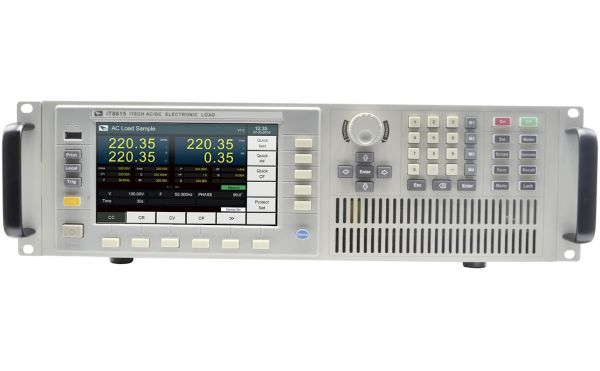 Cargas electrónicas de AC ITECH IT8600