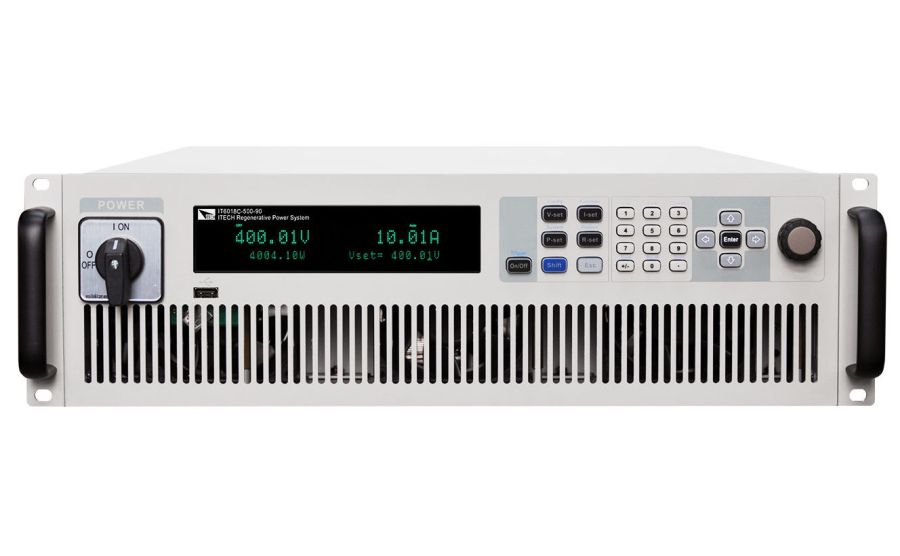 Fuentes de alimentación bidireccionales ITECH IT6000C