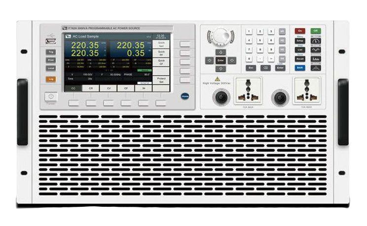 Fuentes de alimentación de AC ITECH IT7600 series