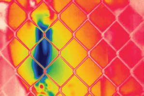 Termografía con autoenfoque sin Lasersharp