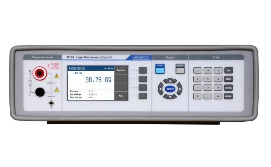 Calibrador de medidores de aislamiento M194