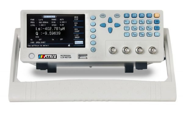 Puentes RLC MATRIX serie MCR6000A