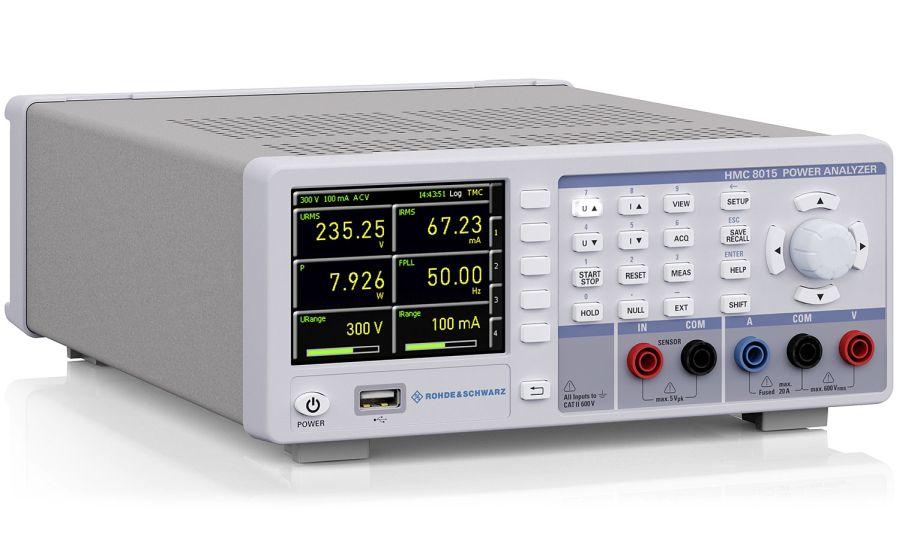 Analizador de potencia ROHDE & SCHWARZ HMC8015