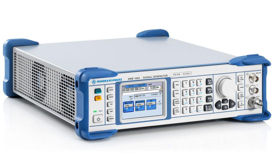 Generadores de RF y microondas R&S SMB100A