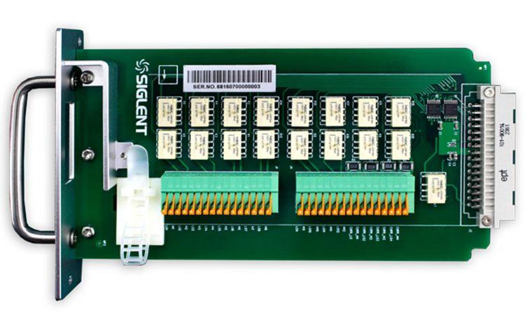 Escáner de 16 canales SIGLENT SC1016