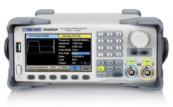 Generadores de funciones arbitrarias SIGLENT SDG6000X