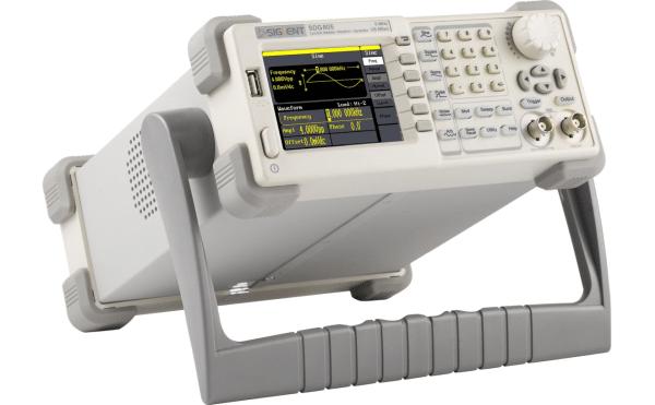 Generadores de funciones Siglent SDG805
