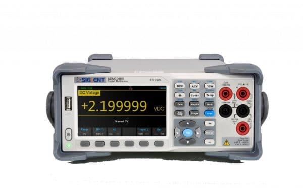 Nuevos Multímetros SIGLENT SDM3065X