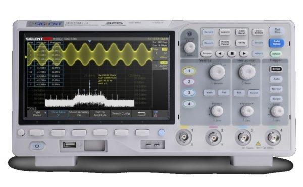 Osciloscopios SIGLENT SDS1104X-U