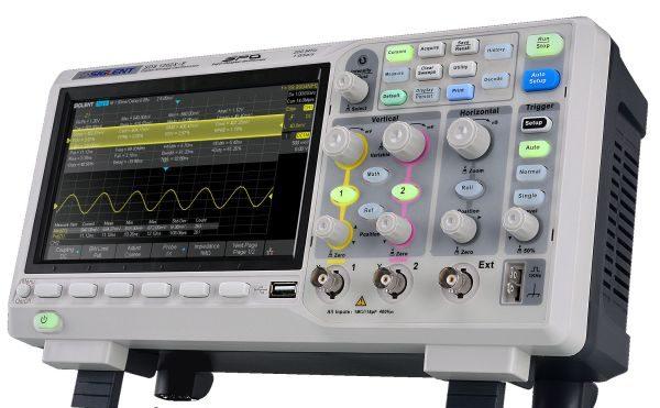 Osciloscopios Siglent sds1202x-e