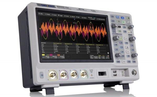 Osciloscopios SIGLENT SDS2000X Plus series