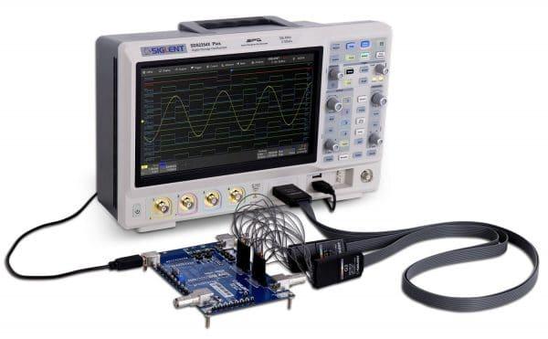 Osciloscopio SIGLENT SDS2000X Plus series