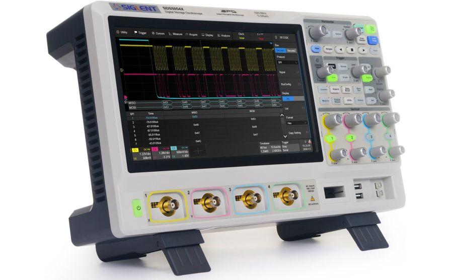 Osciloscopios SIGLENT SDS5000x