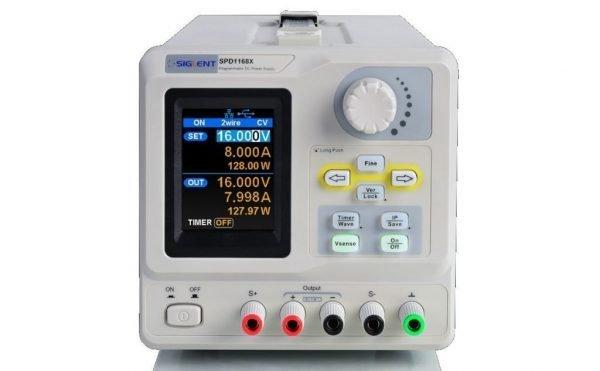 Fuentes de alimentación lineales SPD1000x series