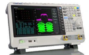 Analizadores de espectros SIGLENT SSA3000X Plus