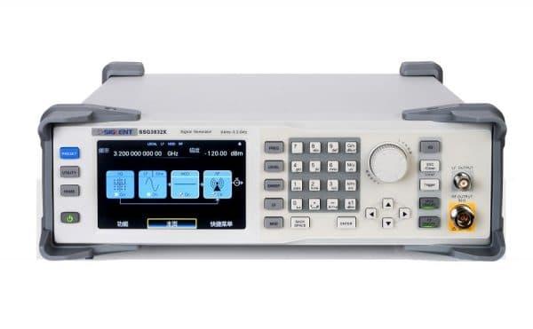 Generadores de RF siglent-ssg3000x