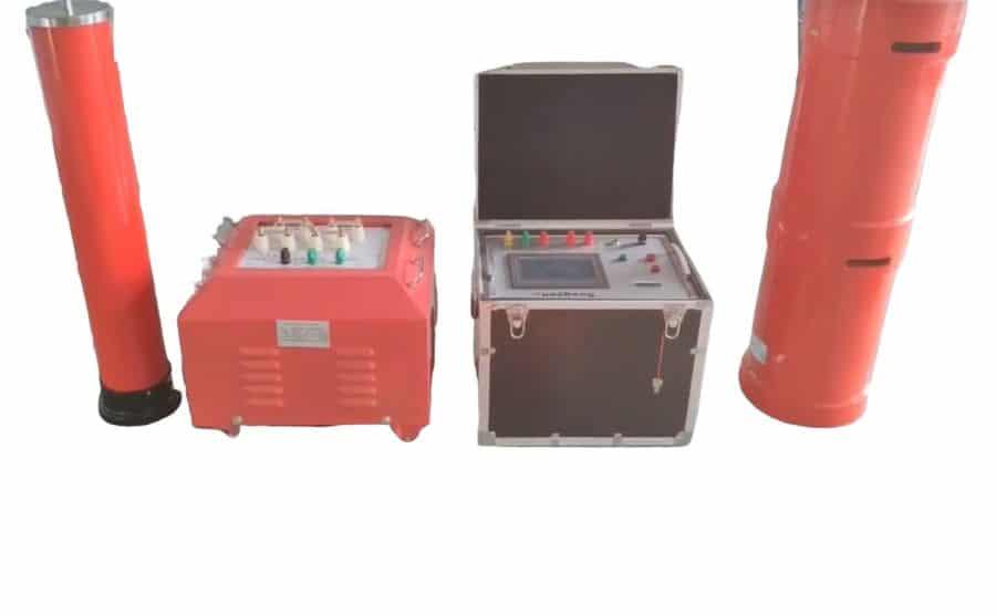 Medidores de rigidez dieléctrica resonantes