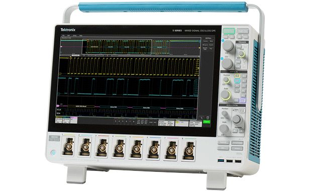 Osciloscopios mixtos TEKTRONIX 5 Series