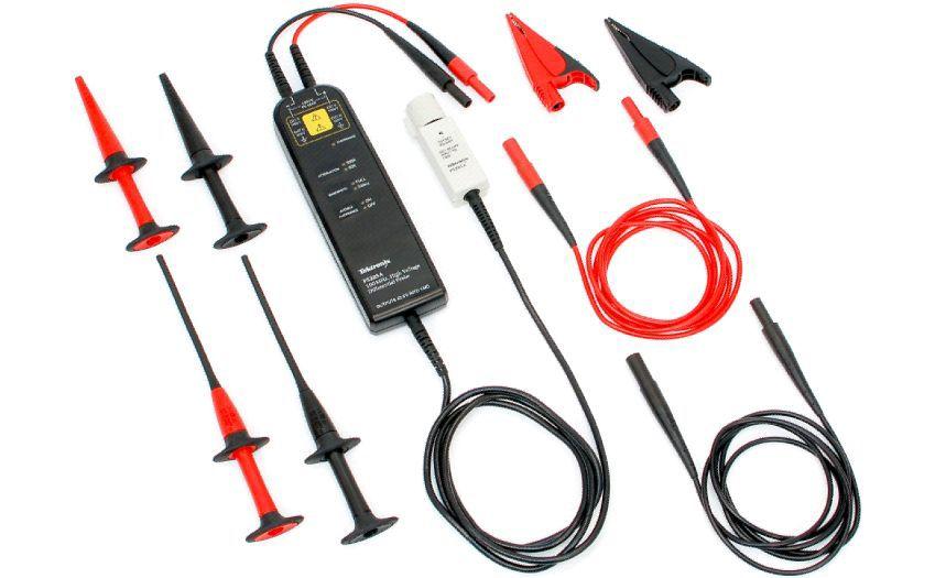 Sondas diferenciales TEKTRONIX serie P5200A