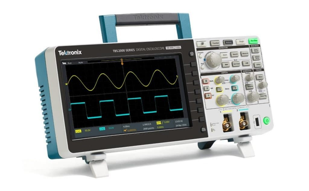 Osciloscopios tektronix-tbs2000